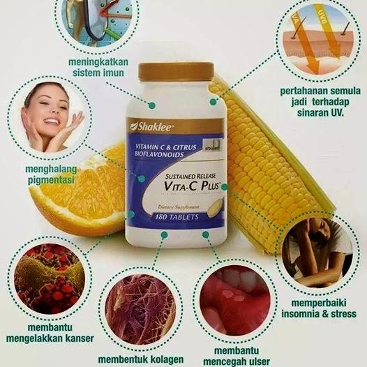 suntikan vitamin c